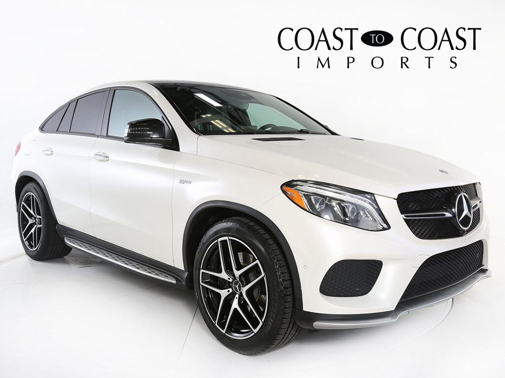 2017 Mercedes-Benz GLE GLE 43 AMG® Coupe Indianapolis IN