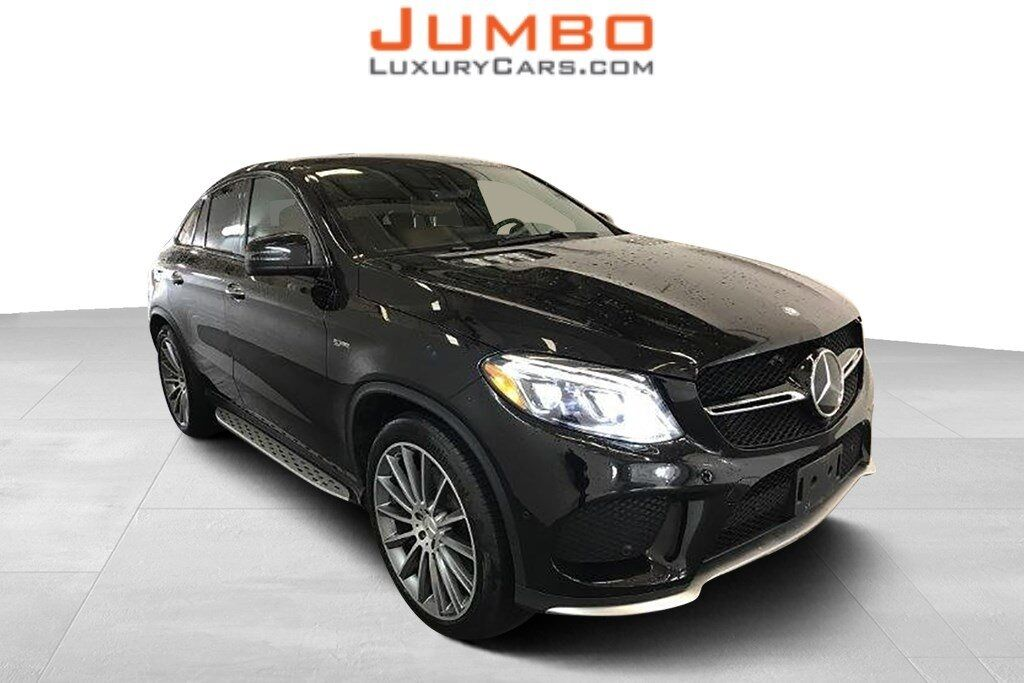 2017 Mercedes-Benz GLE GLE 43 AMG® Coupe