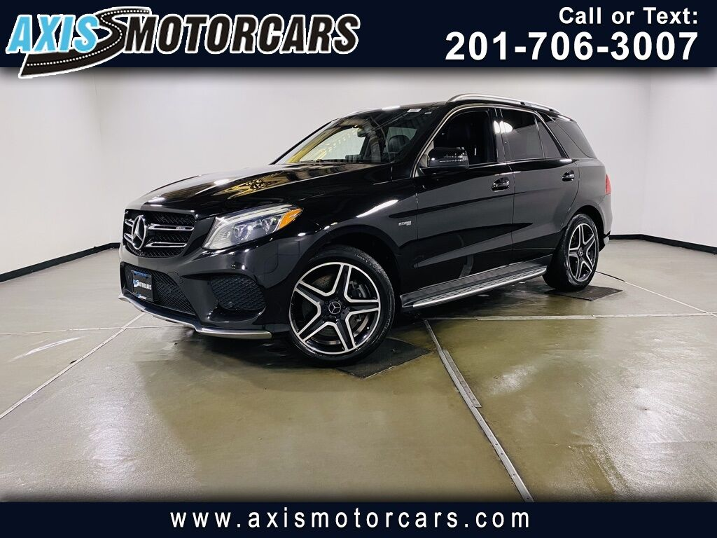 2017 Mercedes-Benz GLE GLE 43 AMG® Jersey City NJ