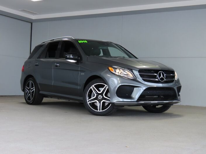 2017 Mercedes-Benz GLE GLE 43 AMG® Merriam KS