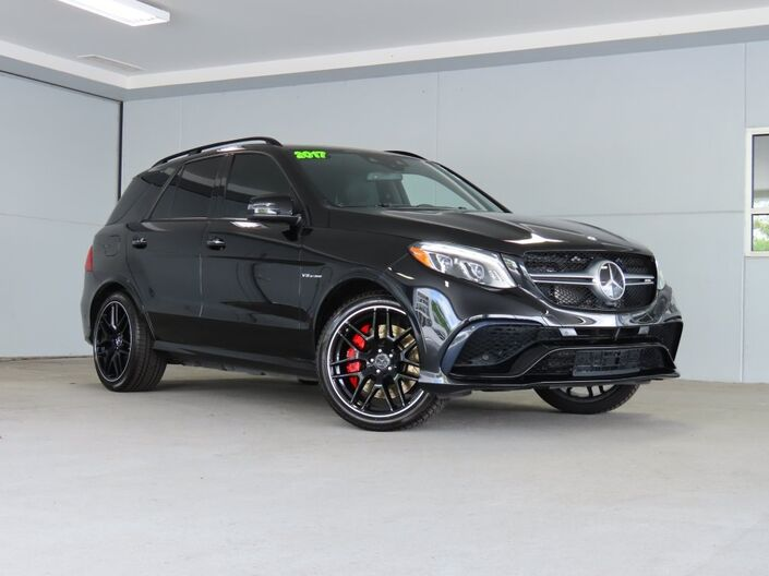 2017 Mercedes-Benz GLE GLE 63 S AMG® Merriam KS