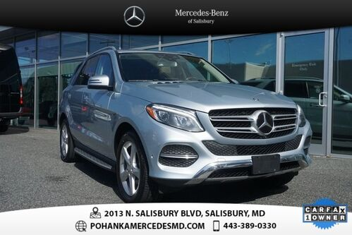 2017_Mercedes-Benz_GLE_GLE350W4 4MATIC®_ Salisbury MD