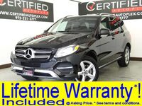 Mercedes-Benz GLE350 4MATIC NAVIGATION SUNROOF BLIND SPOT ASSIST REAR CAMERA LANE ASSIST ACTIVE 2017