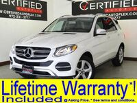 Mercedes-Benz GLE350 4MATIC PREMIUM 1 PKG BLIND SPOT ASSIST LANE ASSIST NAVIGATION SUNROOF LEATHER 2017