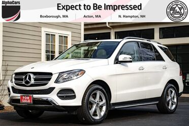 2017_Mercedes-Benz_GLE350_4Matic_ Boxborough MA