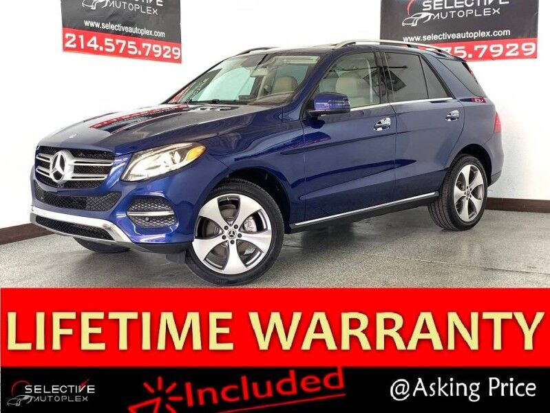 2017 Mercedes-Benz GLE350 NAV, SUNROOF, LANE KEEP ASSIST, APPLE CARPLAY