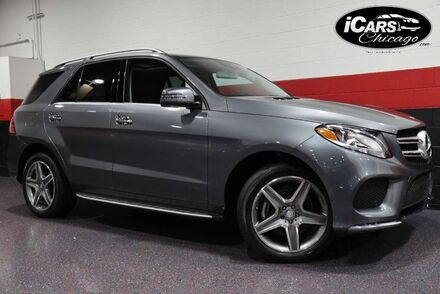 2017_Mercedes-Benz_GLE400 AMG Sport_4-Matic 4dr Suv_ Chicago IL
