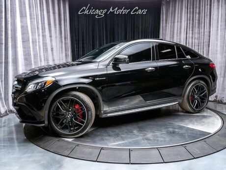 2017 Mercedes-Benz GLE63 AMG S 4 Matic Coupe Chicago IL