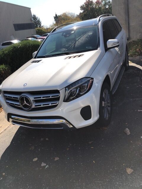 2017 Mercedes-Benz GLS 450 4MATIC® SUV Indianapolis IN