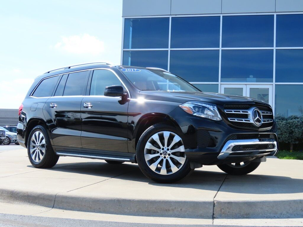 2017 Mercedes-Benz GLS 450 4MATIC® SUV Kansas City MO