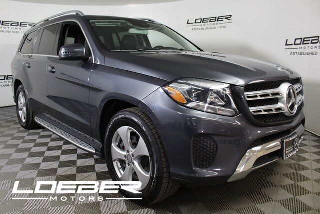 2017 Mercedes-Benz GLS 450 4MATIC® SUV Lincolnwood IL