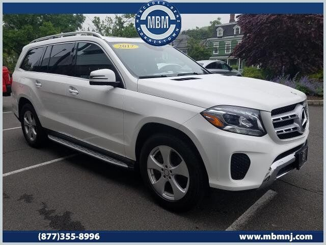 2017 Mercedes-Benz GLS 450 4MATIC® SUV Morristown NJ