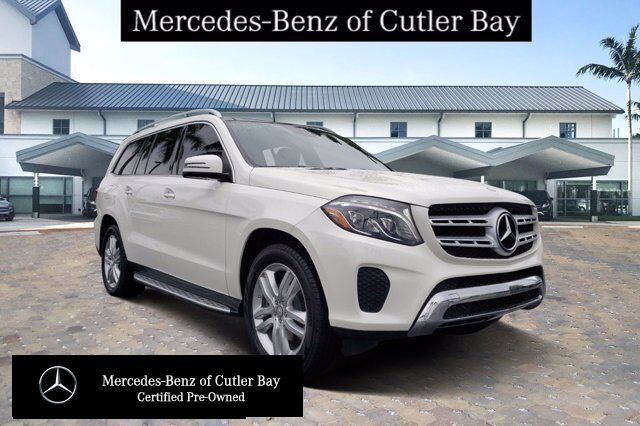 2017 Mercedes-Benz GLS 450 4MATIC® SUV Cutler Bay FL