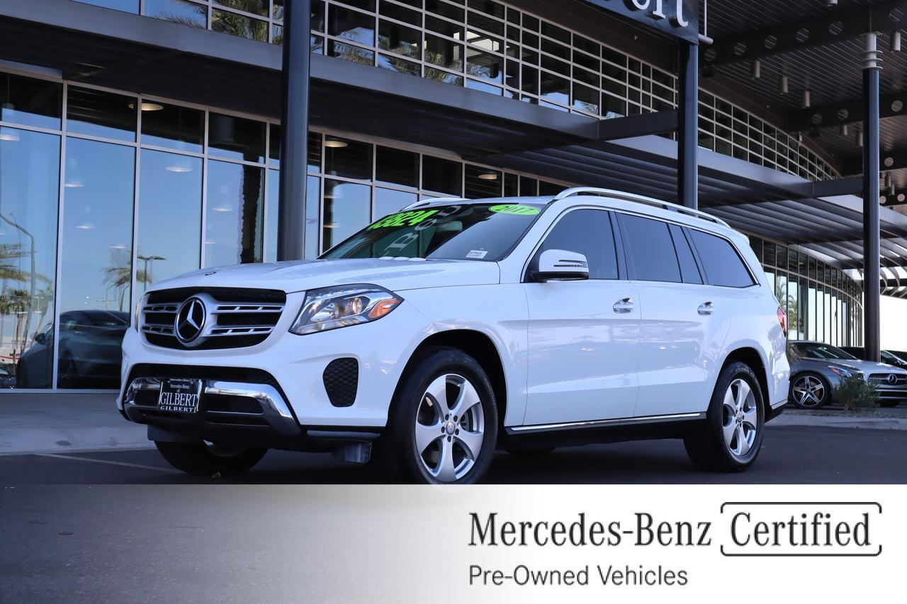 2017 Mercedes-Benz GLS 450 4MATIC® SUV Gilbert AZ