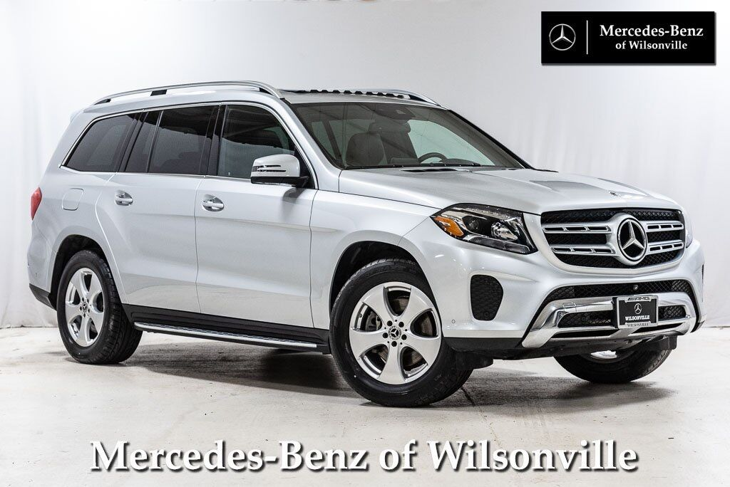 2017 Mercedes-Benz GLS 450 4MATIC® SUV Wilsonville OR