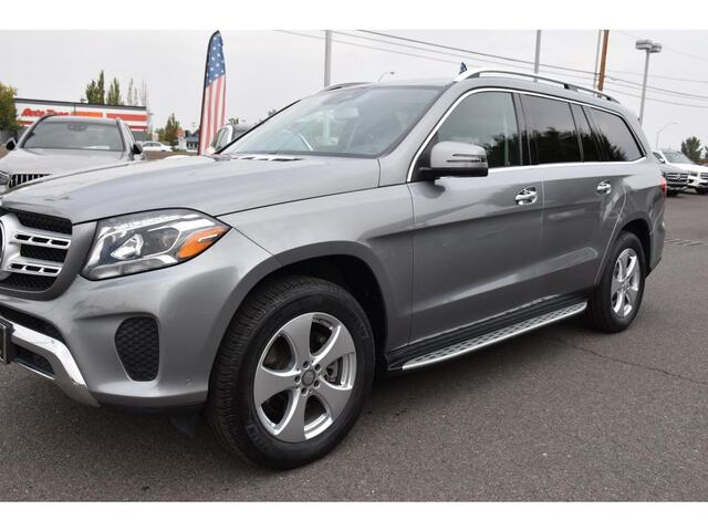 2017 Mercedes-Benz GLS 450 4MATIC® SUV Medford OR