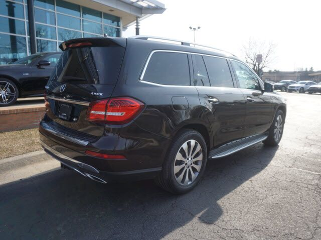 2017 mercedes benz gls 450 gls 450 in novi mi mercedes for Mercedes benz novi michigan