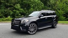 2017_Mercedes-Benz_GLS_550 4MATIC / NAV / SUNROOF / ENTERTAINMENT_ Charlotte NC
