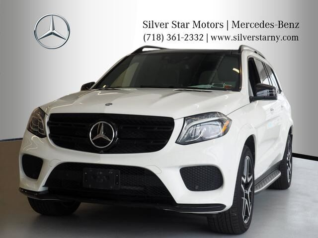 2017 Mercedes-Benz GLS 550 4MATIC® SUV Long Island City NY