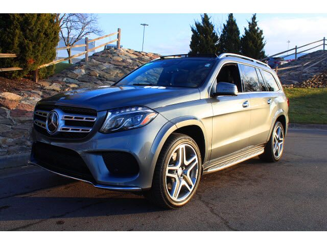 2017 Mercedes-Benz GLS 550 4MATIC® SUV Merriam KS