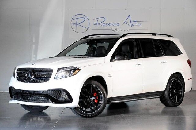 2017 Mercedes-Benz GLS AMG GLS 63 Rear Ent/DVD The Colony TX
