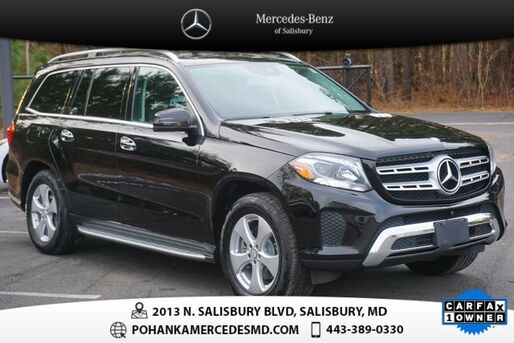 2017_Mercedes-Benz_GLS_GLS 450 4MATIC®  **  MERCEDES-BENZ CERTIFIED  **_ Salisbury MD
