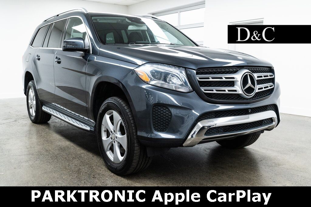 2017 Mercedes-Benz GLS GLS 450 4MATIC PARKTRONIC Apple CarPlay Portland OR