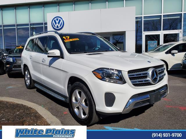 2017 Mercedes-Benz GLS GLS 450 4MATIC SUV White Plains NY