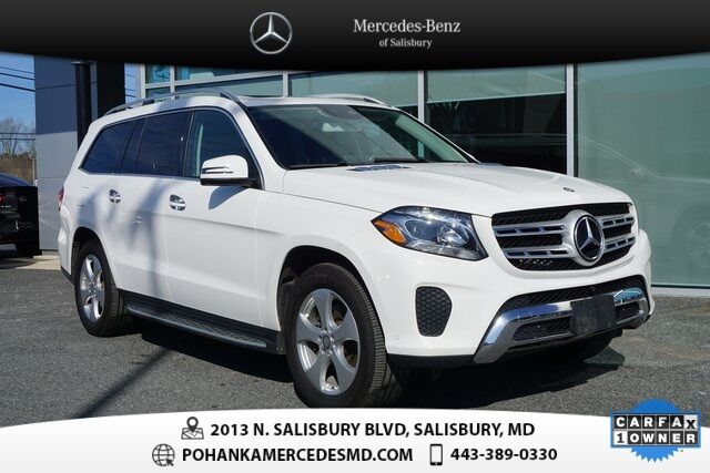2017 Mercedes-Benz GLS GLS 450 4MATIC® Salisbury MD