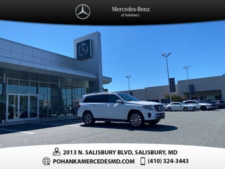 2017_Mercedes-Benz_GLS_GLS 450 4MATIC®** ALL WHEEL DRIVE **_ Salisbury MD