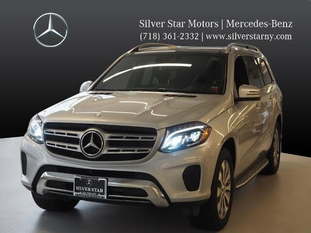 2017 Mercedes-Benz GLS GLS 450 4MATIC® SUV Long Island City NY