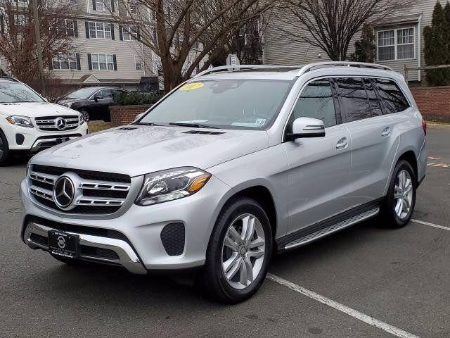 2017 Mercedes-Benz GLS GLS 450 4MATIC® SUV Morristown NJ