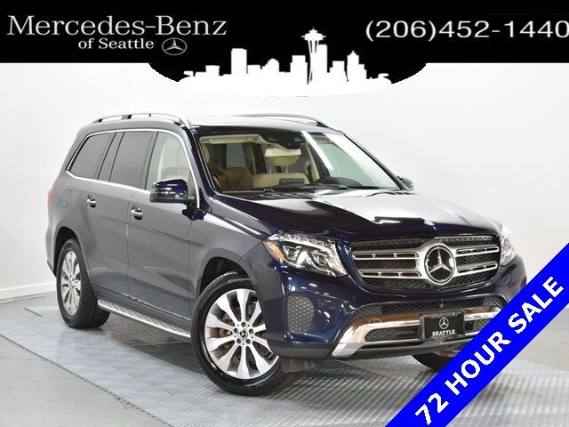 2017 Mercedes-Benz GLS GLS 450 4MATIC® SUV Seattle WA