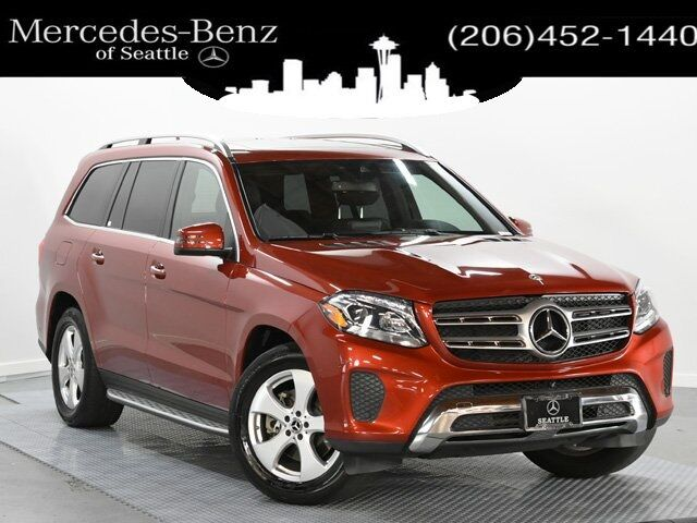 2017 Mercedes-Benz GLS GLS 450 4MATIC® SUV
