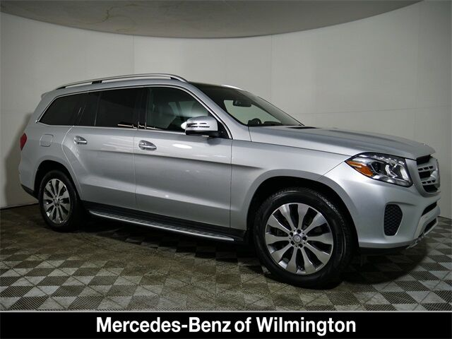2017 Mercedes-Benz GLS GLS 450 4MATIC® SUV Wilmington DE
