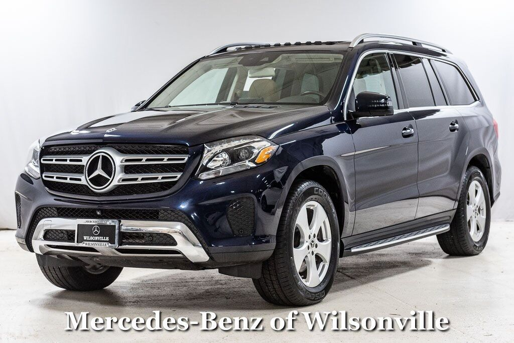 2017 Mercedes-Benz GLS GLS 450 4MATIC® SUV Wilsonville OR