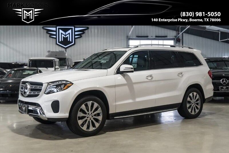 Mercedes benz gl 450 2017 for Boerne mercedes benz