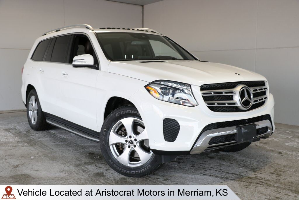 2017 Mercedes-Benz GLS GLS 450 Merriam KS