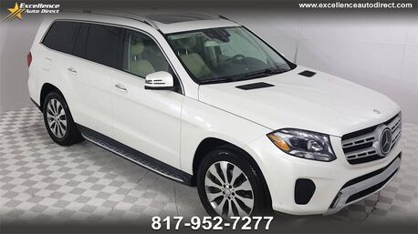 2017_Mercedes-Benz_GLS_GLS 450 PADDLE SHIFTER,BLIND SPOT,SUNROOF,NAV/3RD ROW SEAT_ Euless TX