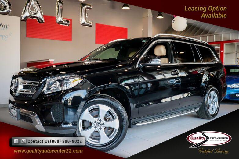 2017 Mercedes-Benz GLS GLS 450 Premium Package 1 Parking Assist Package Tow Hitch Running Boards Navigation Harman Kardon Sunroof Springfield NJ
