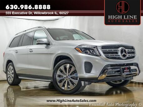 2017_Mercedes-Benz_GLS_GLS 450_ Willowbrook IL