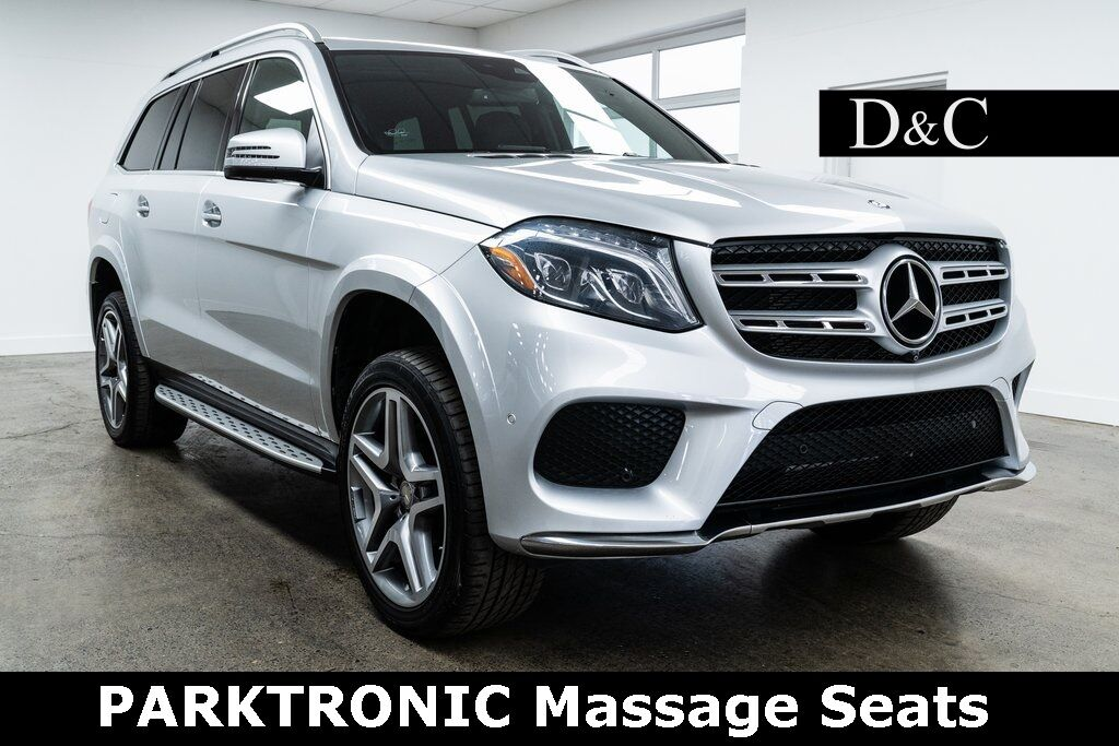 2017 Mercedes-Benz GLS GLS 550 4MATIC PARKTRONIC Massage Seats Portland OR