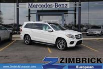 Mercedes-Benz GLS GLS 550 4MATIC® SUV 2017