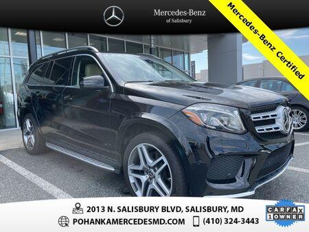2017_Mercedes-Benz_GLS_GLS 550 4MATIC®  Mercedes-Benz Certified Pre-Owned_ Salisbury MD