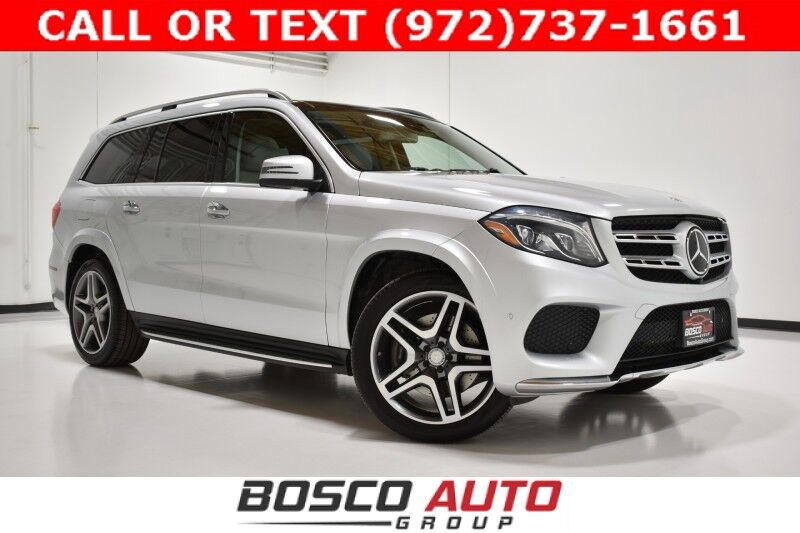 2017 Mercedes-Benz GLS GLS 550 Flower Mound TX
