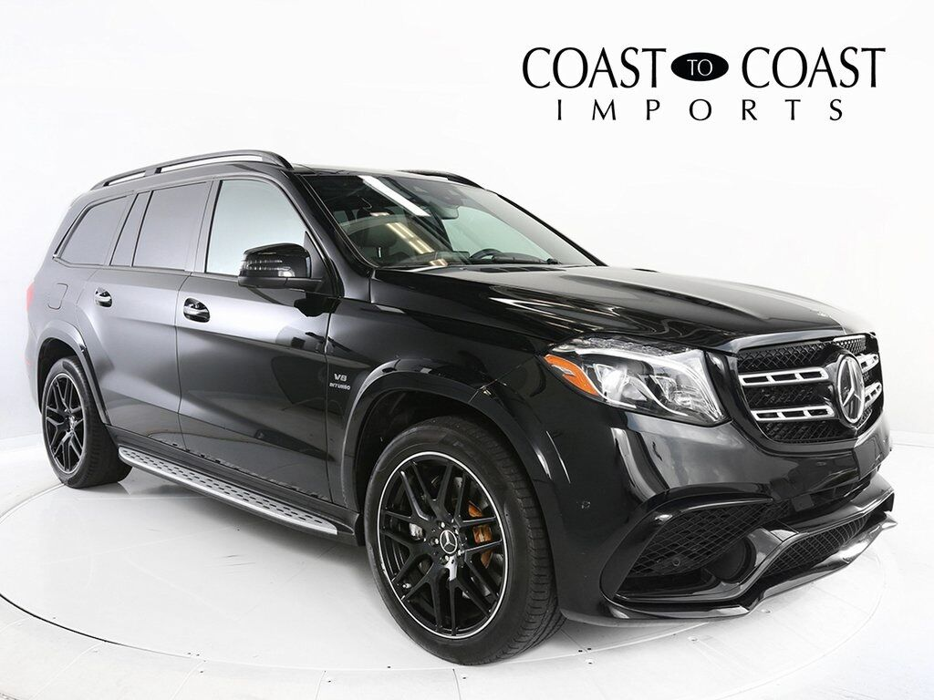 2017 Mercedes-Benz GLS GLS 63 AMG® Indianapolis IN