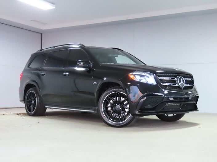 2017 Mercedes-Benz GLS GLS 63 AMG® Merriam KS