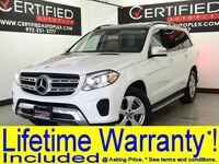 Mercedes-Benz GLS450 4MATIC BLIND SPOT MONITOR ACTIVE BRAKE ASSIST LANE KEEP ASSIST ATTENTION ASSIST 2017