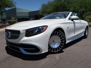 2017_Mercedes-Benz_Maybach_S 650 Cabriolet_ Scottsdale AZ