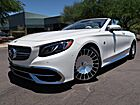 2017 Mercedes-Benz Maybach S 650 Cabriolet Scottsdale AZ